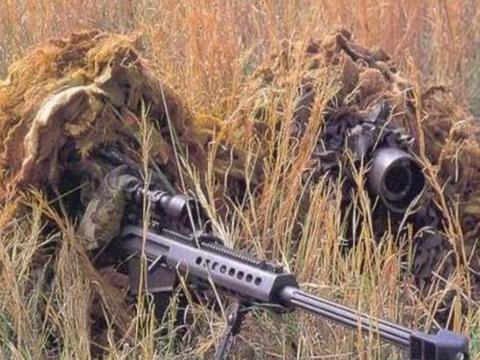狙击之间的较量 乌东部地区再现生死狙杀 乌克兰痛失王牌特种兵