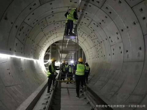 又进一步!洛阳地铁1号线供电系统工程开工!