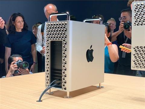 苹果将宣布新款Mac Pro上市时间 整套配下来要超30万