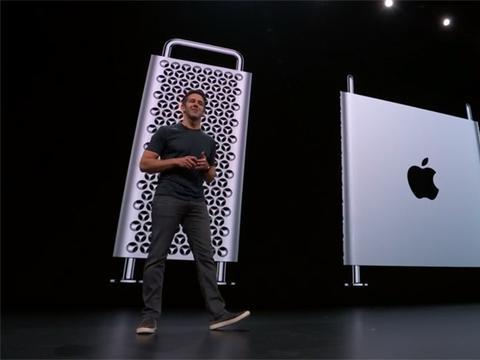 苹果的全新Mac Pro起了个大早,却在赶着晚集