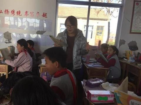 一个乡村女教师无悔的情怀,愿把青春许孺子,甘为盛世做人梯
