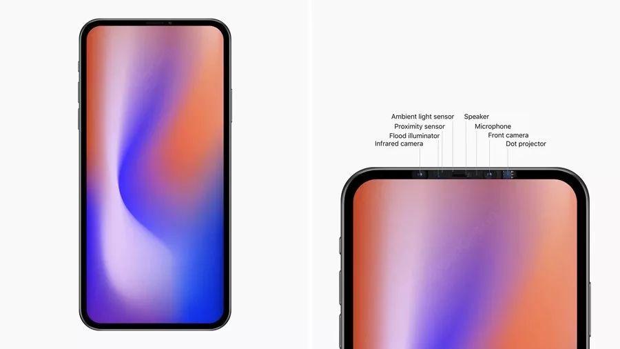 iPhone 2020 原型机:无刘海边框重设计!
