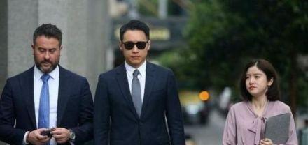 高云翔涉嫌性侵案被曝明年重审,董璇现身机场被拍心情不受影响
