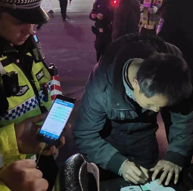 桂林600余警察集结查处352起交通违法案 涉及酒驾、毒驾