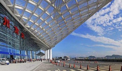 国内最繁忙的火车站,这个城市一举超越北京,上海虹桥紧随其后