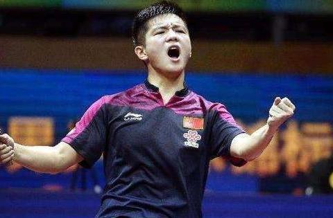他是国乒未来顶梁柱,曾连夺四届军运会冠军