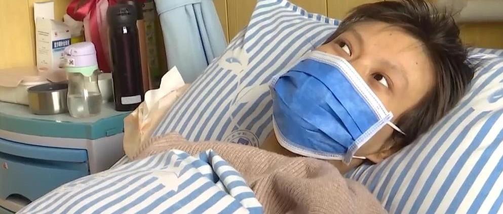 视频   救救这个九江女孩!她曾帮助很多人,如今患鼻咽癌命悬一线......