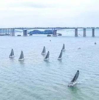 国际帆船赛来了!就在广州,还免费参观~