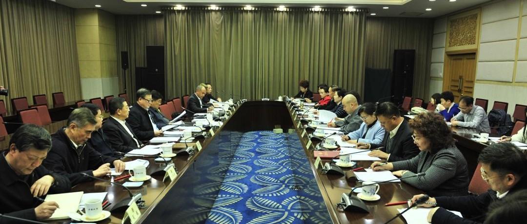 全国政协民宗委严厉谴责美国干涉新疆事务行径