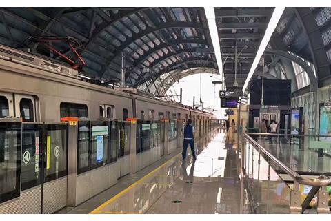 德国游客评价地铁:日本干净,英国复古,中国这一个字实至名归