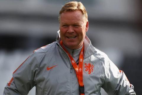 科曼回应了巴萨的谣言,他目前专注于带领荷兰征战欧洲杯