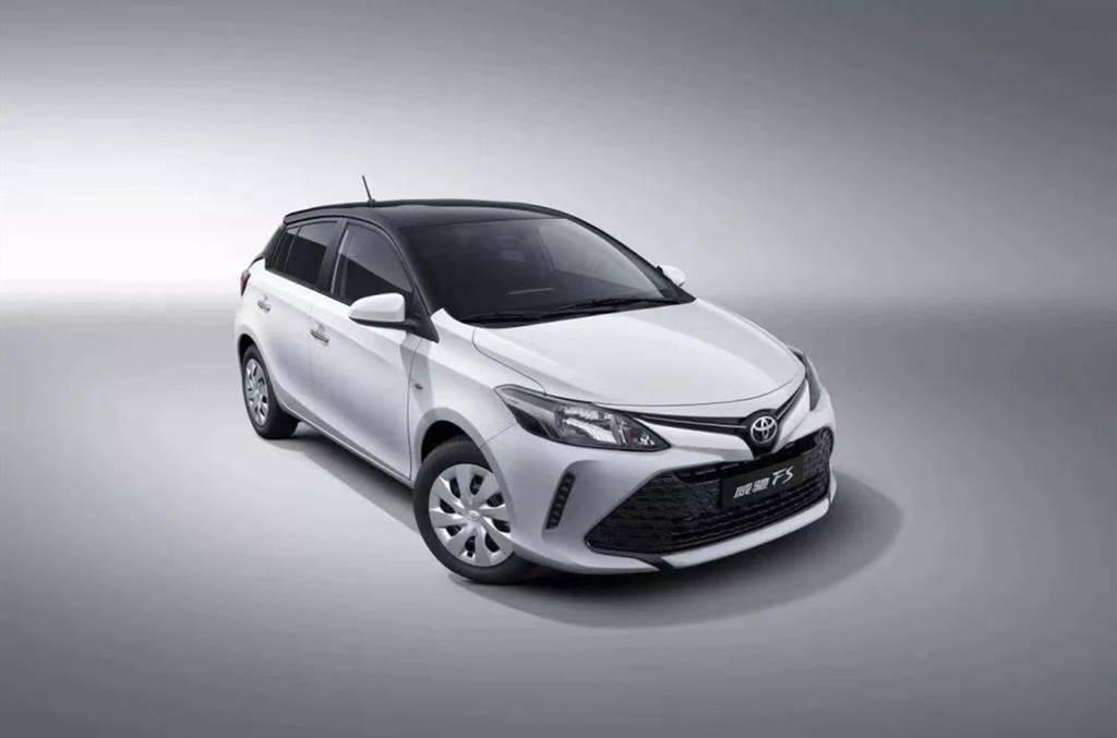 丰田威驰/威驰FS新增车型上市!8.88万起售!