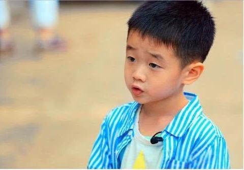 有一种逆袭叫杨阳洋,如今10岁帅成偶像剧男主,网友:等你长大