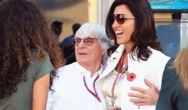 他曾是F1掌门人,一生结3次婚,第2段婚姻持续27年