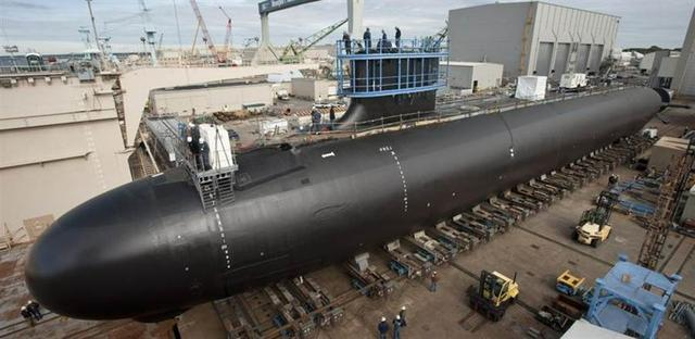 美军大手笔!222亿美元天价大单送给造船厂,要买9艘顶级核潜艇