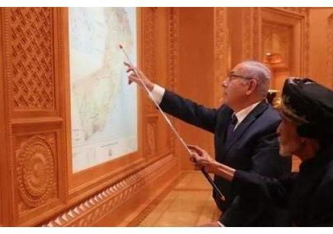 别以为霍尔木兹海峡只属伊朗 一个阿拉伯小国也有份儿