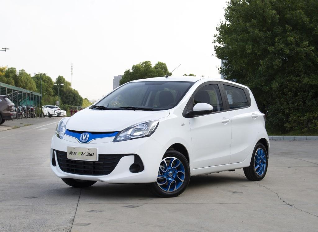 最低5万可提车,4款超低价纯电买菜车推荐
