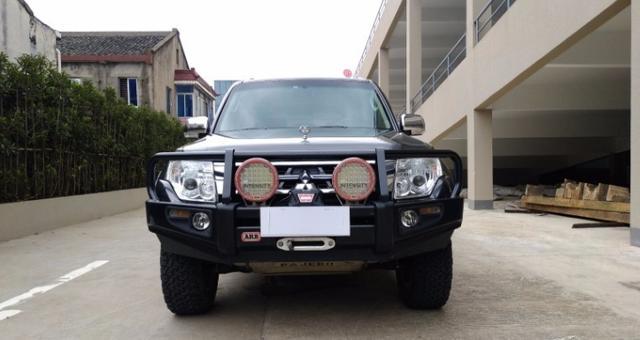 38万元买到中东版三菱帕杰罗,车主坦言下个月打算西藏自驾游