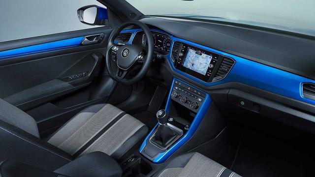 大众T-Roc Cabriolet将作为品牌唯一的Cabrio进入生产