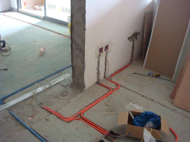 水电改造装修,电线必须使用穿线管,但是只有穿线管还不够
