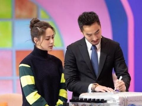 钟欣潼自爆喜欢看相亲节目《非诚勿扰》,大谈婚后生活