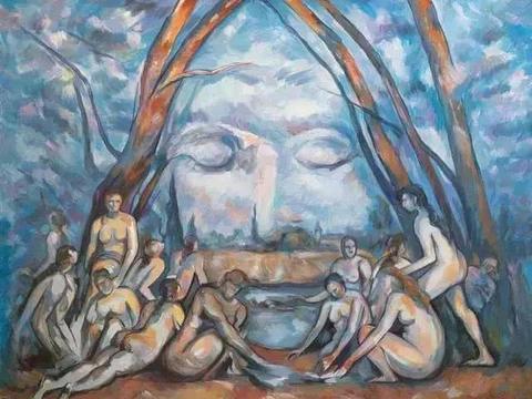 乌克兰奥列格·舒皮克作品欣赏