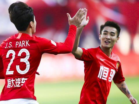 广州恒大2020赛季入籍球员加盟阵容强大,韦世豪上场时间受影响