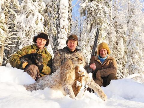 俄罗斯狩猎合法吗?怎样才能去俄罗斯狩猎?老王来满足你的好奇心