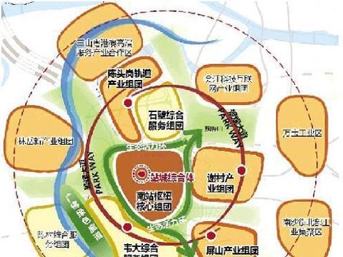 南都:广州南站超大型专业足球场选址确定,占地16公顷