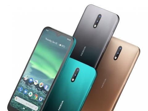 诺基亚发布2.3:Android One智能手机,售价109欧元