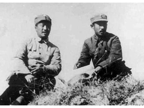 八路军三个师的政委,一位高居元帅,另外两位却英年早逝