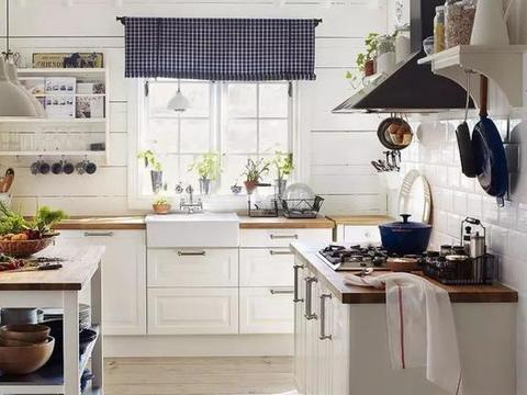 厨房如何合理布置?掌握5个收纳技巧,让厨房干净整洁还实用