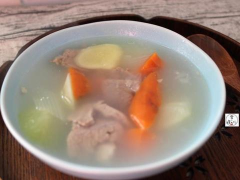 冬天常喝此汤,补脾暖胃御风寒,提高身体免疫力,1冬天不感冒