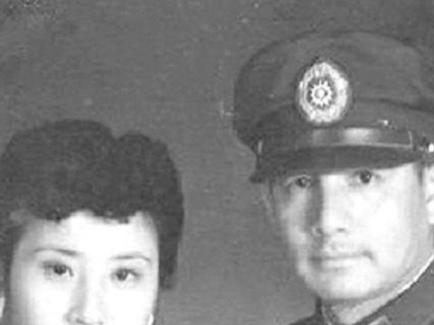 一生只爱一个人,连蒋介石都留不下的女人,张灵甫死后她心也死