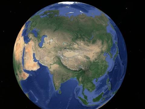 阿尼玛卿山下发现15万平方公里的空洞,青藏高原是空心的?