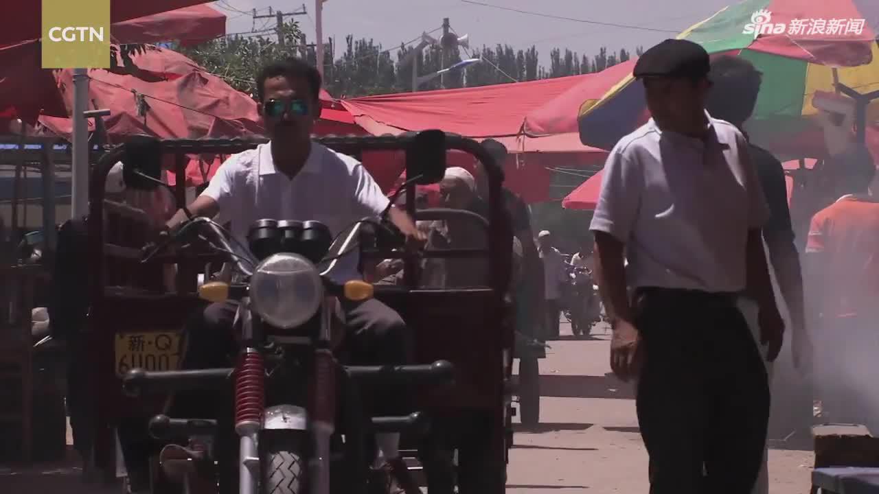看完CGTN新疆反恐纪录片 蒙古国