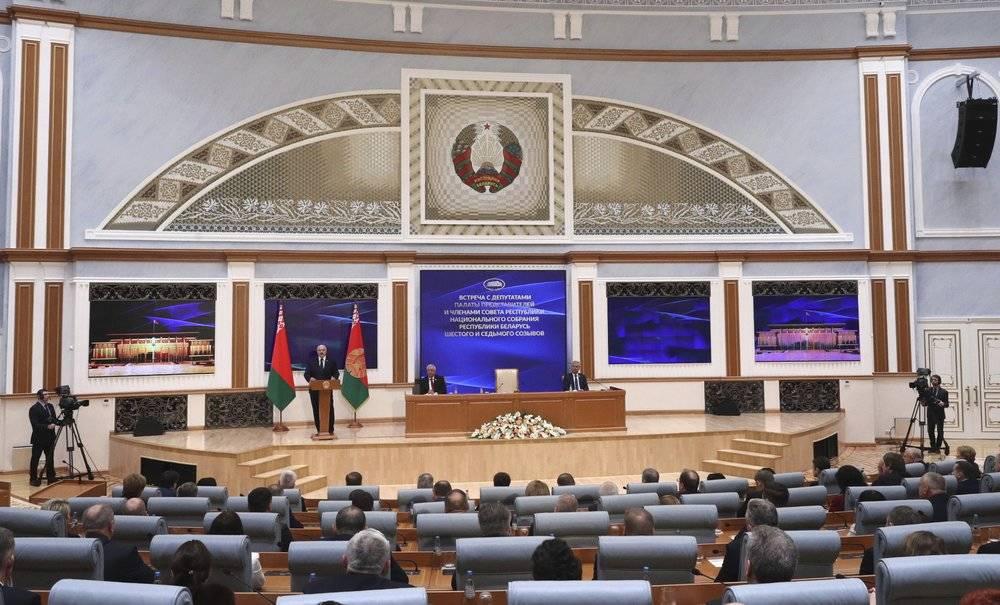 白俄罗斯总统卢卡申科誓言,白俄罗斯绝不会成为俄罗斯的一部分