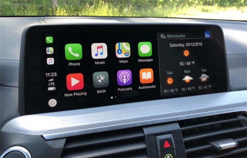 终于不再收费了 宝马将向新车主免费开放CarPlay