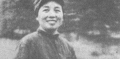红军唯一一位女总政治部主任,32岁嫁给30岁政委,后成副部长