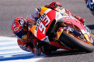 MotoGP微调测试车手规定:非签约车手被允许参加MotoGP测试