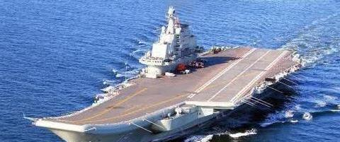"""""""辽宁""""号航母刚刚服役6年多,离退役还有很长一段时间"""