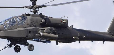 苏制防空系统发威,用一枚1.6马赫的导弹,击落一架阿帕奇直升机