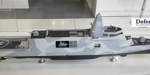 3000吨级护卫舰载3架舰载机,反潜能力强于阿利伯克,战力非常强