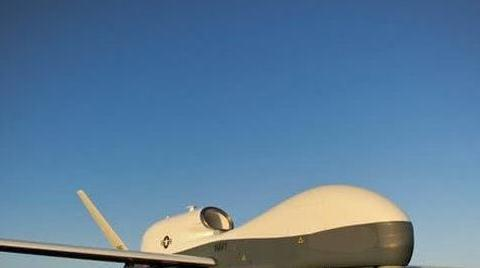 """""""全球鹰""""无人机,号称世界第一,为什么折戟霍尔木兹海峡"""