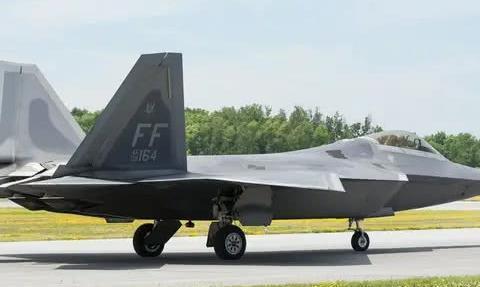 曾经的空战王者F22也有难言之隐