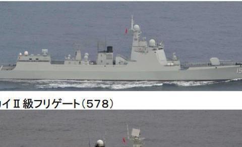 时隔3个月,四艘军舰再次进入西太平洋,日本这一举动令人担忧