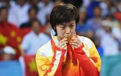别以为大魔王张怡宁,没有怕的人,看看这位让张怡宁为难的人吧
