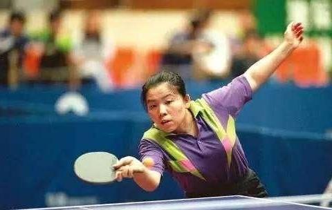乒乓往事!广岛亚运会,邓亚萍被何智丽击败,成中国乒乓球之痛