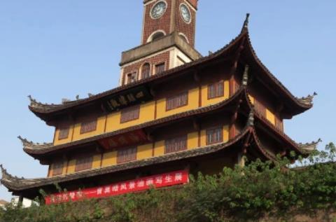 """浙江最""""独特""""的历史建筑,东西方元素的结合,游客:奇奇怪怪"""