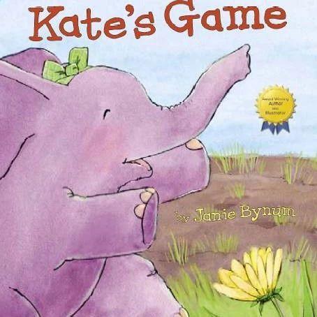 【英文有声绘本】Kate's game 大象凯特的游戏